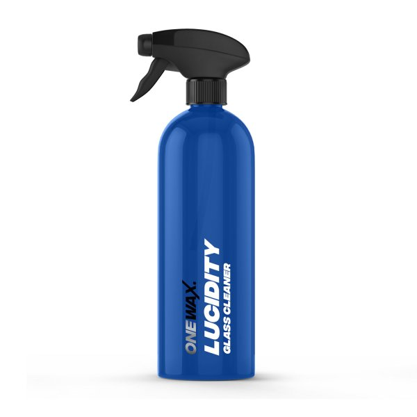 LUCIDITY GLASS CLEANER 750ML